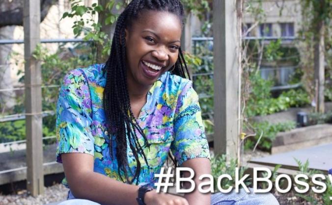 #BackBossy