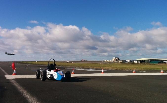 Swansea Uni Race Engineering - Formula Student
