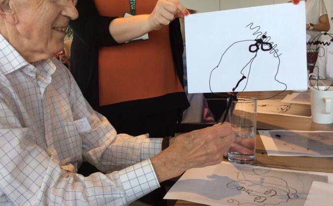 Dementia Friendly Art Workshops