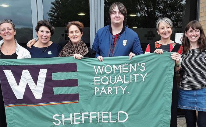 Standing for Equality in Sheffield