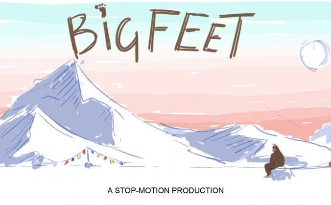 Big Feet Short Film