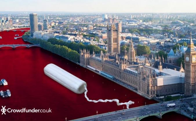 Thames Tampon #BloodyOutrage