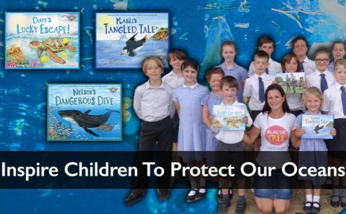 Ocean Plastic Education on Isle of Wight