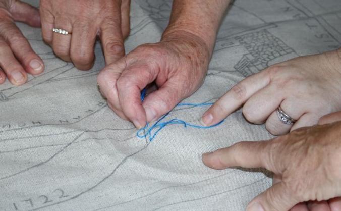 The Tapestry of Renfrewshire: Rural Reams