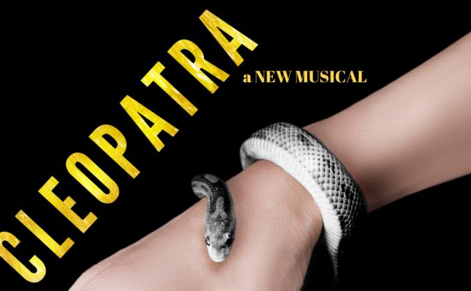 Cleopatra - a new musical (in concert)