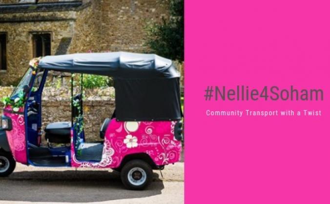 #Nellie4Soham