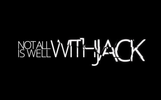 'Not All Is Well With Jack' - Short Film