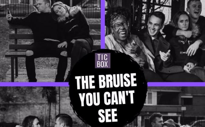 The Bruise You Can't See - theatre show.