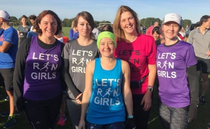 Let's Run Girls needs a new leader