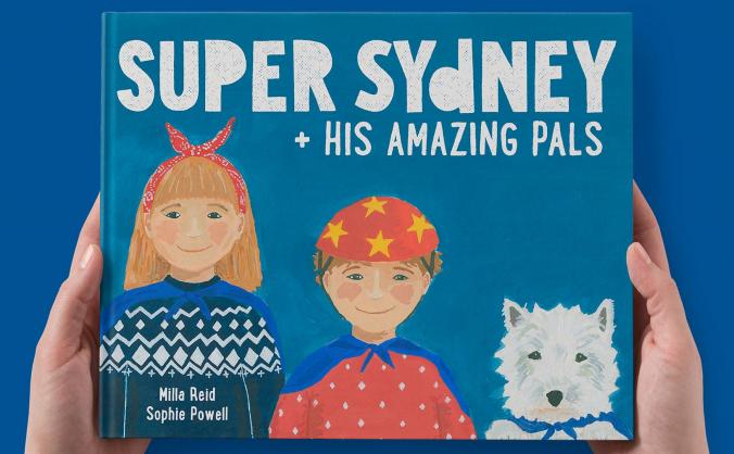 SUPER SYDNEY AND HIS AMAZING PALS