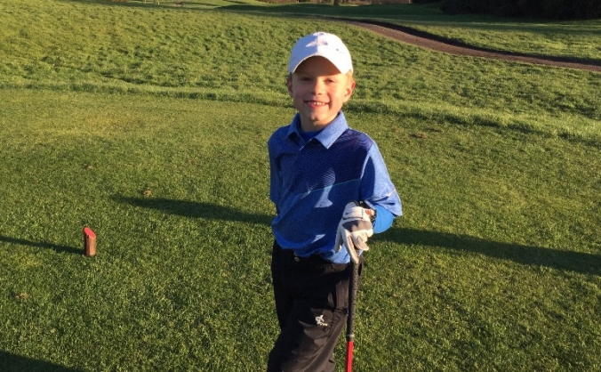 Jaxson Perry - World Golf Finals 2016
