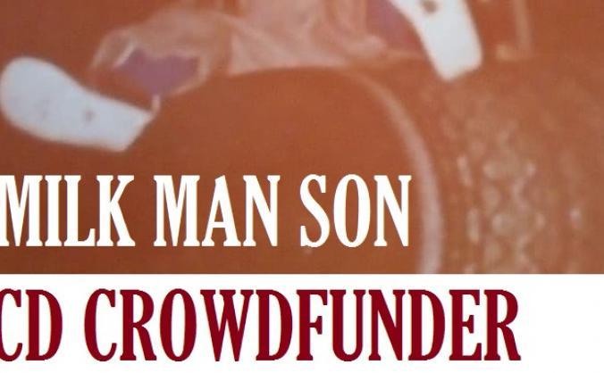 Milk Man Son (CD PRESSING)