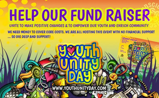 YOUTH UNITY DAY ~  AN ANTI KNIFE EVENT