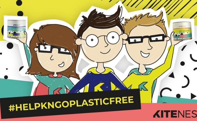 Help KiteNest Go Plastic-Free Forever