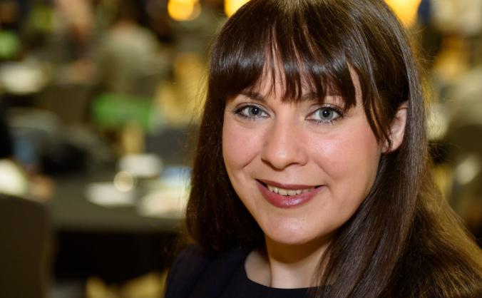 Elect Amelia Womack in Newport West