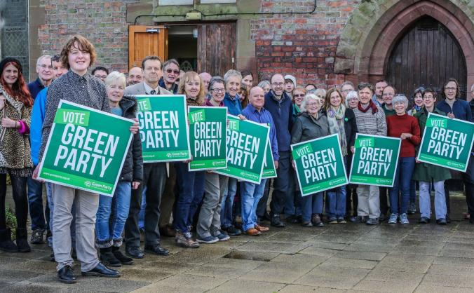 Elect More Wirral Greens