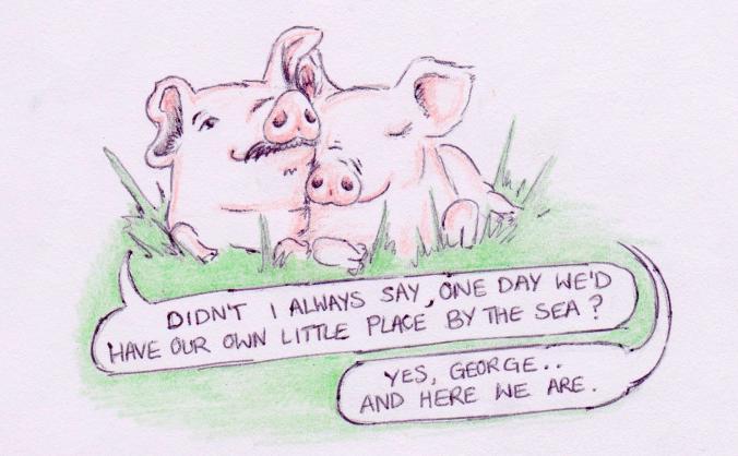 The Happy Pigsty