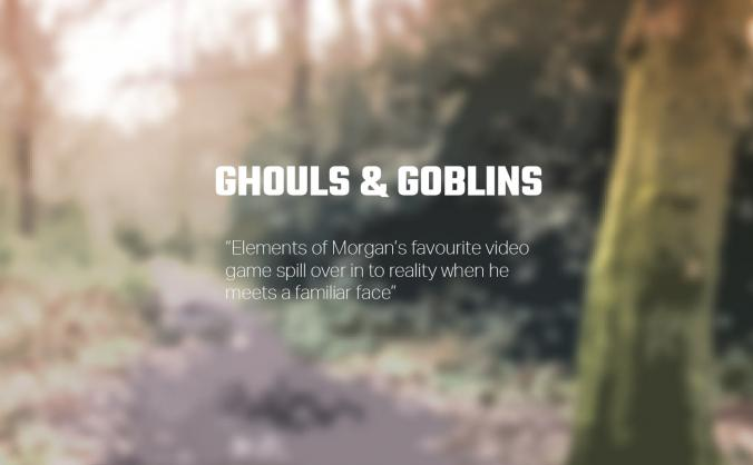 Ghouls and Goblins short film