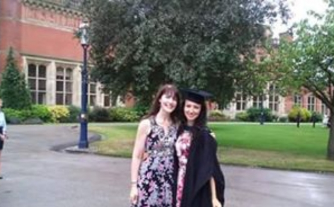 Help Marcella complete her Masters at Oxford