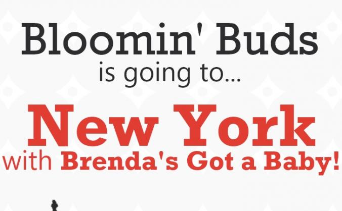Bloomin' Buds Goes to New York!