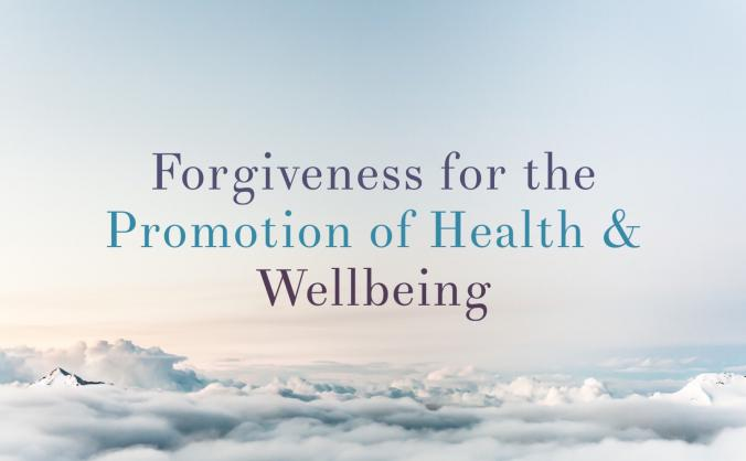 Promoting Health & Wellbeing