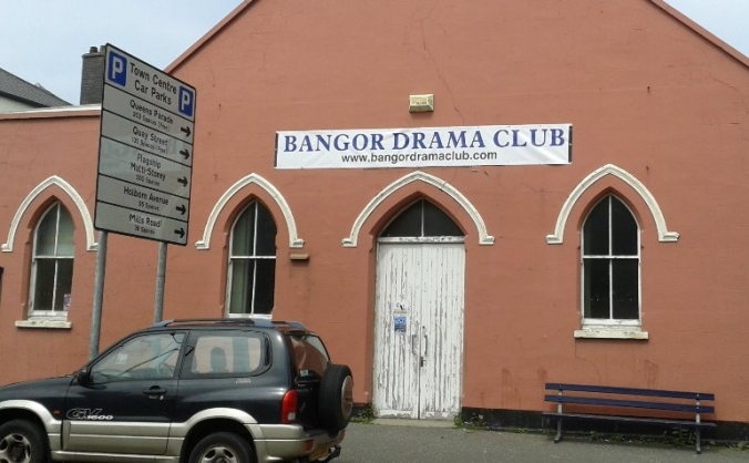 Bangor Drama Club  Ltd - Retractable Seating Fund