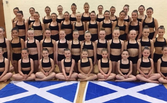 Team Scotland, EDA Dance World Cup