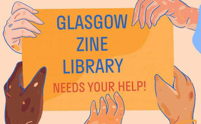 A New Home for Glasgow Zine Library!