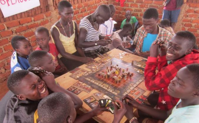 Third Uganda Village Boardgame Convention
