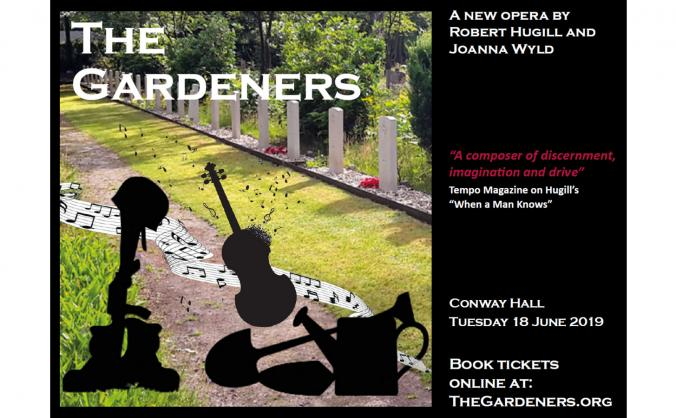 Helping The Gardeners to grow: a new chamber opera