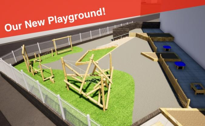 Plymouth School of Creative Arts New Playground