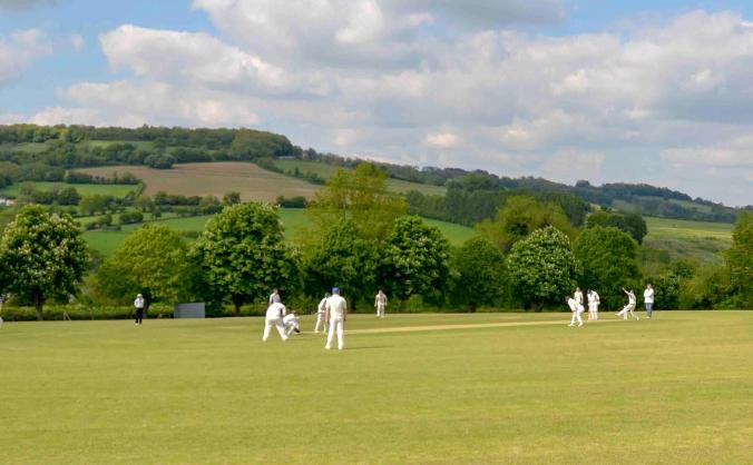 Bathford Cricket Club 50th Anniversary
