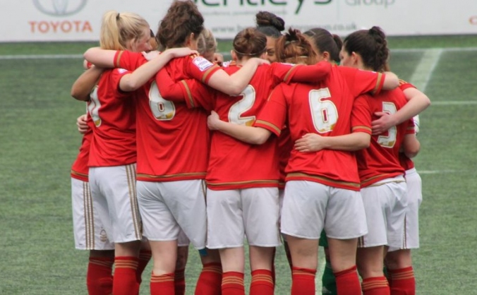 Nottingham Forest Ladies FC - 15-16 Costs