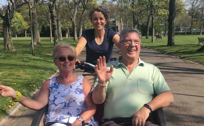 Joy Rides - a breath of fresh air