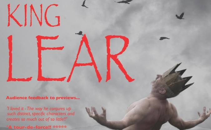 KING LEAR On The Road...