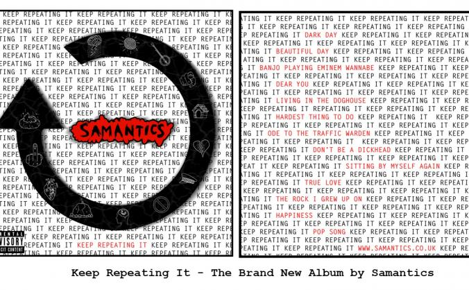 The 3rd Samantics Album - Keep Repeating It