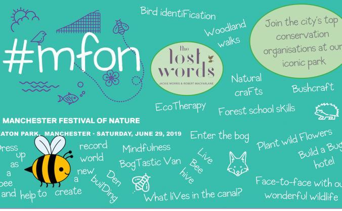 Manchester Festival of Nature #MFoN