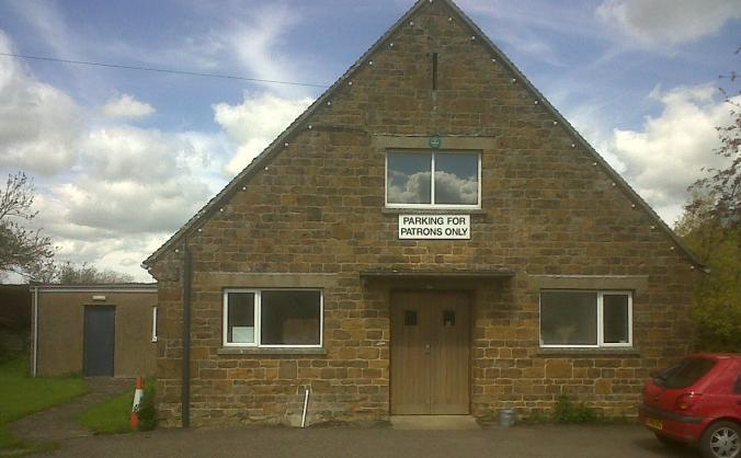 The Next 80 Years-Marston St Lawrence Village Hall