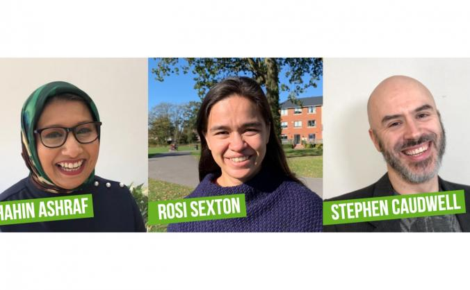 Help us get more Green Councillors in Solihull