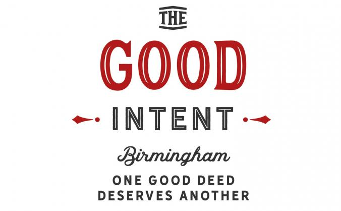 The Good Intent - Not-for-profit bar!