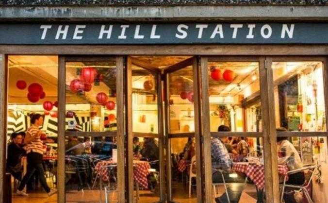 The Hill Station - this is community