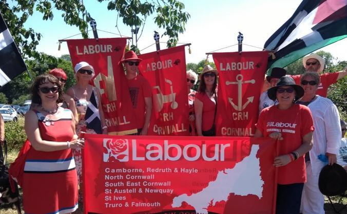Labour Rebuilding Cornwall