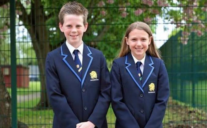 Dress for Success: help to provide school uniforms