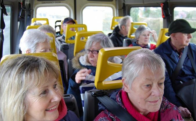 A Grand Day Out Reducing Loneliness and isolation