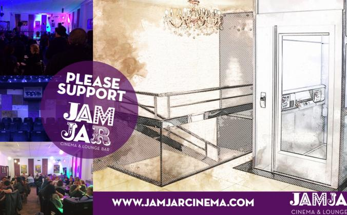 Help Jam Jar Cinema Reach New Heights