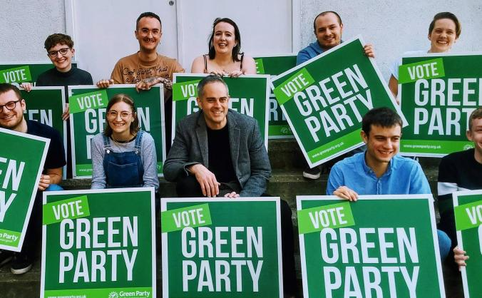 Let's get 10 Young Greens elected!
