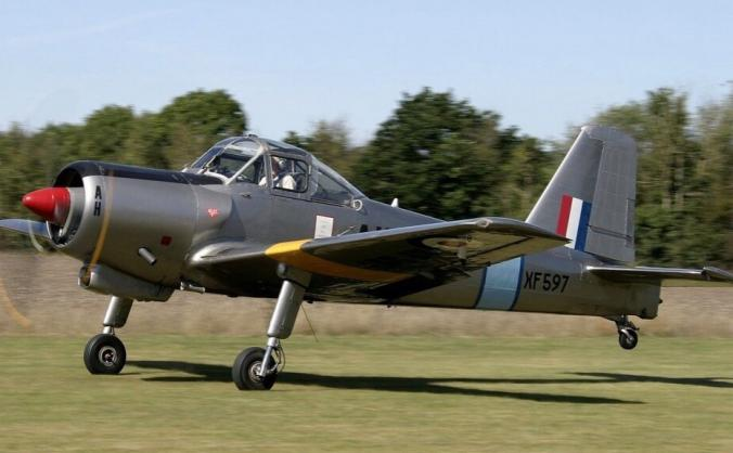 Returning Royal Air Force history to the skies.
