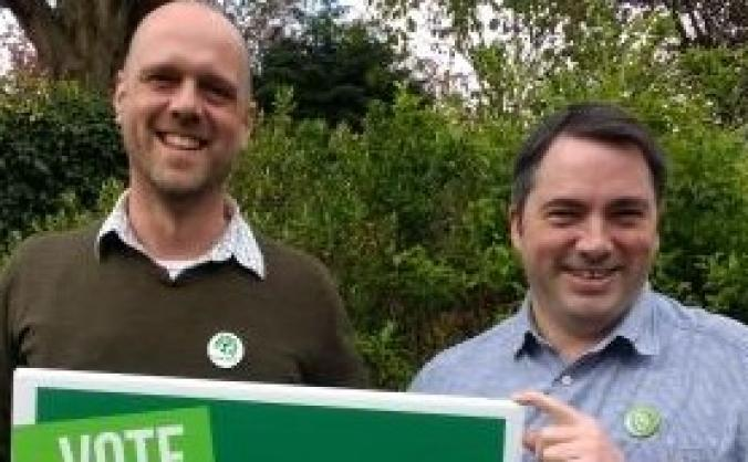 Help Elect Josh, Jamie and other candidates