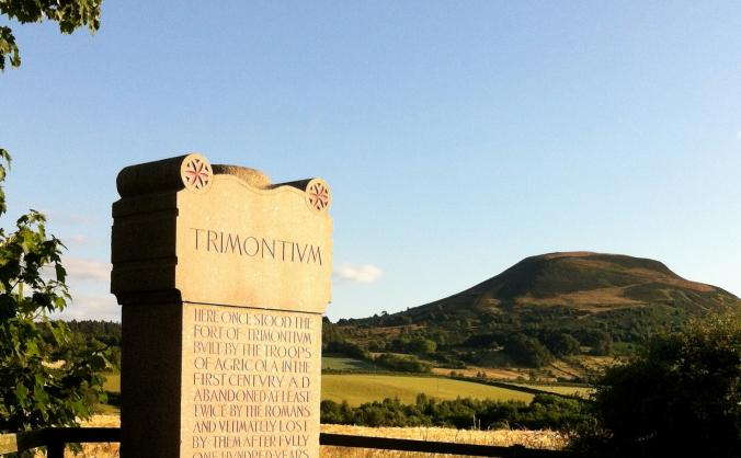 Trimontium - Revealing the Face of Roman Scotland