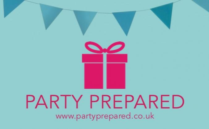 Party Prepared - A personalised party in a box